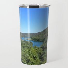 Croatian River Travel Mug