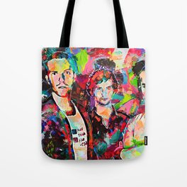 Best Rock Band Tote Bag