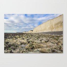 Birling Gap Canvas Print