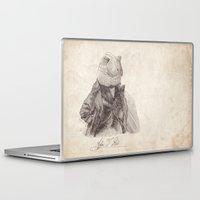 bouletcorp Laptop & iPad Skins featuring John T. Rex by Bouletcorp