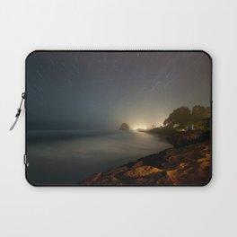 Neskowin Startrails Laptop Sleeve