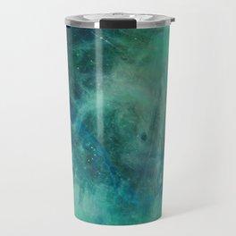Abstract No. 318 Travel Mug