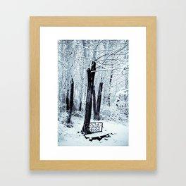 Stillness II Framed Art Print