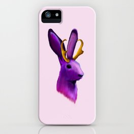The Jackelope iPhone Case