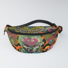 The Monsters Fanny Pack