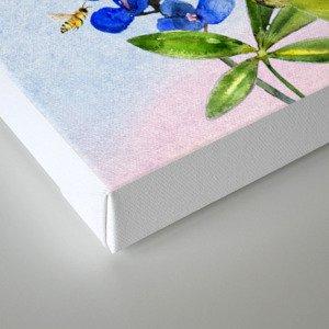 Bluebonnets 2 Canvas Print