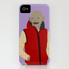 GOLLUM MODERN OUTFIT VERSION - The lord of the rings Slim Case iPhone (4, 4s)