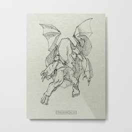 CTHULATHON: 237 Metal Print