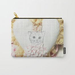 Princess Kitty Carry-All Pouch