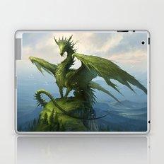Green Dragon v2 Laptop & iPad Skin