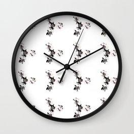 Acrobatics Wall Clock