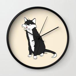 Sylvester Wall Clock