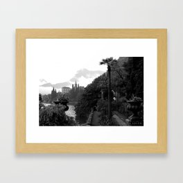 Como Lake - Italy Framed Art Print