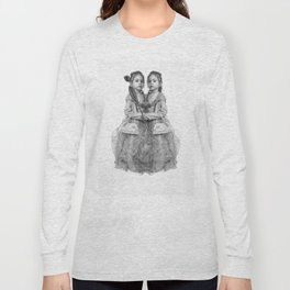 Sisters Twins Long Sleeve T-shirt