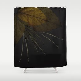 Autumn Recreated Shower Curtain
