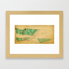 Concept art ez5 Framed Art Print
