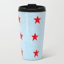 Union Mediterraneenne flag Travel Mug
