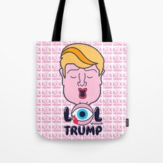 LOL Trump Tote Bag