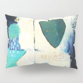 """Deep Sea Forest"" Original Artwork by Flora Bowley Pillow Sham"