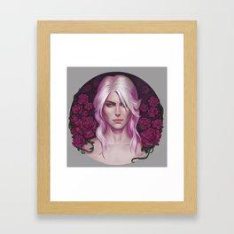 Cirilla Framed Art Print