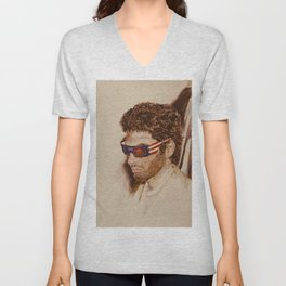 Sad Movie Unisex V-Neck