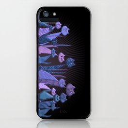 Vector Cats 2016 edition v4 iPhone Case