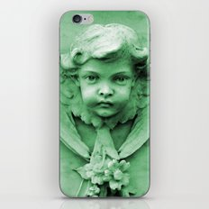 ColnaCherub iPhone & iPod Skin