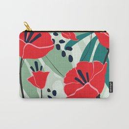 poppy seed Carry-All Pouch