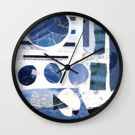 Collage Exp. 5 Wall Clock