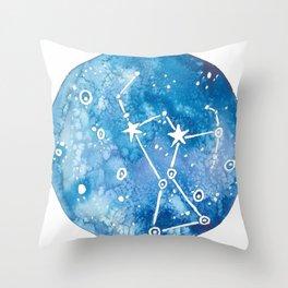 Osirus Throw Pillow