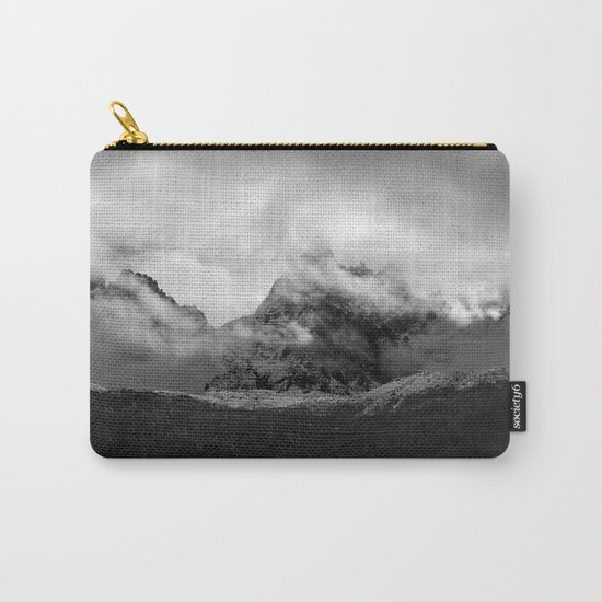 French Alps, Chamonix, France. Carry-All Pouch