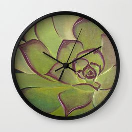 Limelight Wall Clock