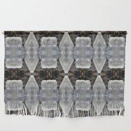 Diamond Ice Jewels Pattern Wall Hanging