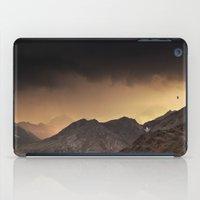 desert iPad Cases featuring Desert by Mila Pechenyakova