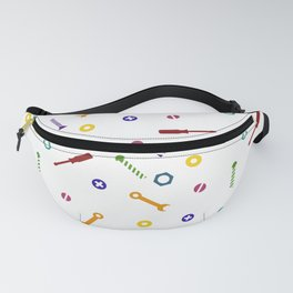 Nuts and Bolts Fanny Pack