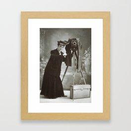 Jessie Tarbox Beals Framed Art Print