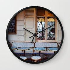 Montmartre details. Wall Clock