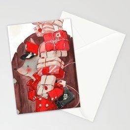 Christmice Stationery Cards