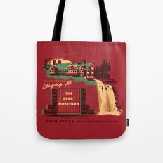 THE GREAT NORTHERN Tote Bag