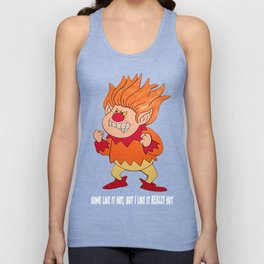 HEAT MISER A Year Without a Santa Claus Unisex Tank Top