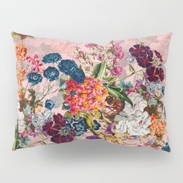 Summer Botanical Garden VIII - II Pillow Sham