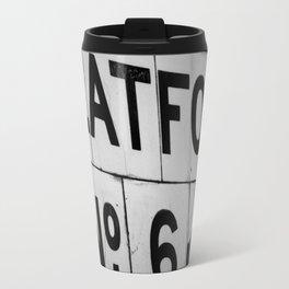 Platform 6 Travel Mug