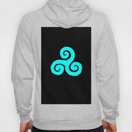 Triskelion; Everything's Connected- Designed by: Avi Isaac Hoody