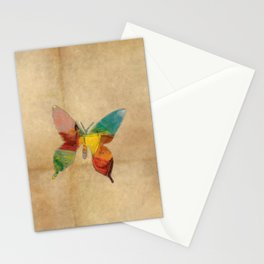 Butterfly Abstract Stationery Cards