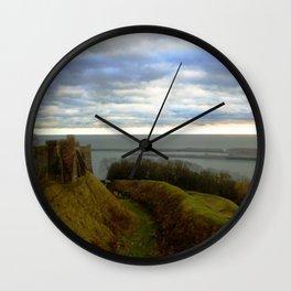 Coast of Dover Wall Clock