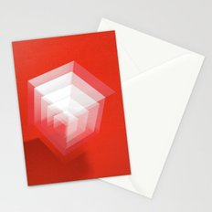 cubes... Stationery Cards