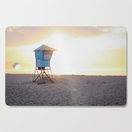 Cool Sands and Warm Breezes Cutting Board