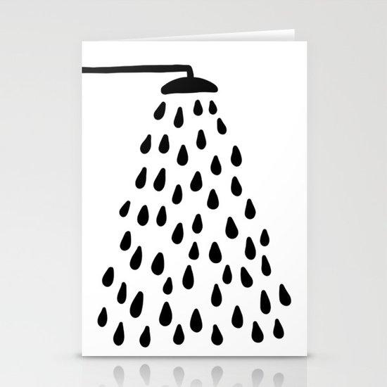 Shower in bathroom by bigmomentsdesign
