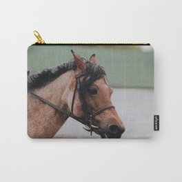 Ladybug the Red Roan Pony Carry-All Pouch