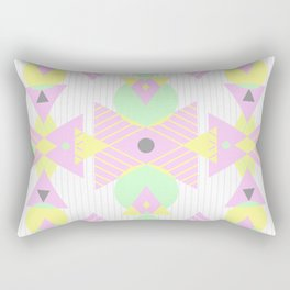 Galleria Nights Rectangular Pillow